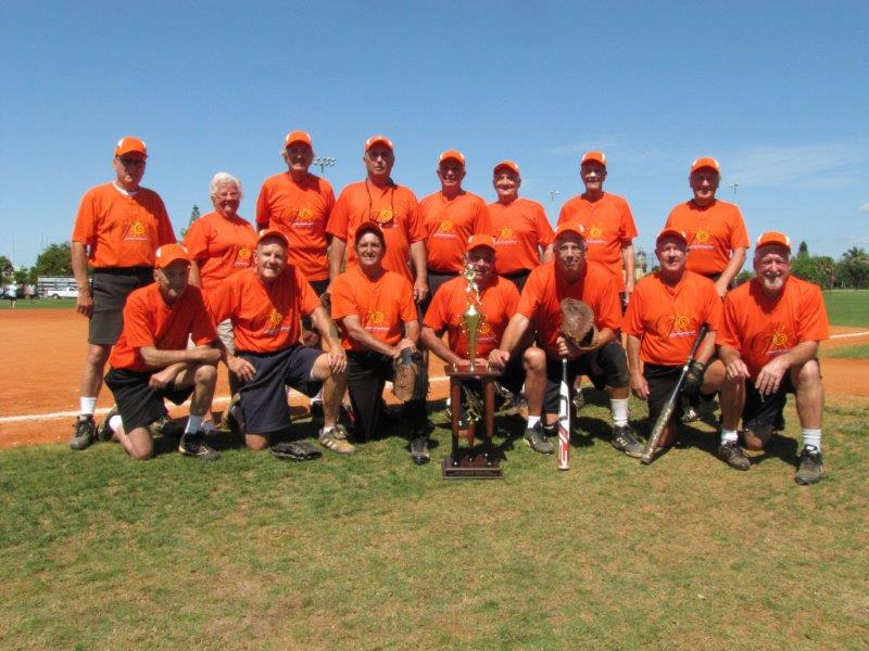 Marco Island Senior Softball League